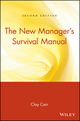 The New Manager's Survival Manual, 2nd Edition (0471109878) cover image