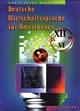 Deutsche Wirtschaftssprache für Amerikaner, 3rd Edition (0471309478) cover image