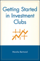 Getting Started in Investment Clubs (0471392278) cover image