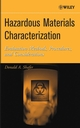 Hazardous Materials Characterization: Evaluation Methods, Procedures, and Considerations (0471462578) cover image