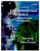 Environmental Science: Physical Principles and Applications (0471495778) cover image
