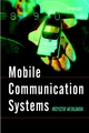 Mobile Communication Systems (0471498378) cover image