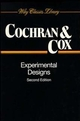 Experimental Designs, 2nd Edition (0471545678) cover image