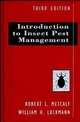Introduction to Insect Pest Management, 3rd Edition (0471589578) cover image