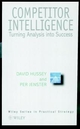 Competitor Intelligence: Turning Analysis into Success (0471984078) cover image