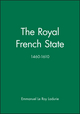 The Royal French State, 1460 - 1610 (0631170278) cover image