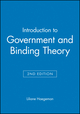 Introduction to Government and Binding Theory, 2nd Edition (0631190678) cover image