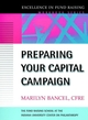 Preparing Your Capital Campaign  (0787952478) cover image