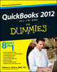 QuickBooks 2012 All-in-One For Dummies (1118199278) cover image