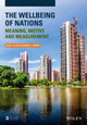 The Wellbeing of Nations: Meaning, Motive and Measurement (1118489578) cover image