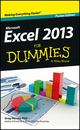 Excel 2013 For Dummies, Pocket Edition (1118559878) cover image