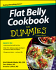 Flat Belly Cookbook For Dummies (1118692578) cover image