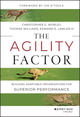 The Agility Factor: Building Adaptable Organizations for Superior Performance (1118821378) cover image