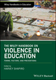 Handbook Education and Violence (1118966678) cover image