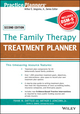 The Family Therapy Treatment Planner, with DSM-5 Updates, 2nd Edition (1119063078) cover image