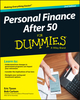 Personal Finance After 50 For Dummies, 2nd Edition (1119118778) cover image