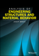 Analysis of Engineering Structures and Material Behavior (1119329078) cover image