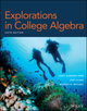 Explorations in College Algebra, Enhanced eText, 6th Edition (1119393078) cover image