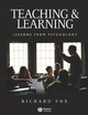 Teaching and Learning: Lessons from Psychology (1405114878) cover image