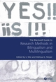 The Blackwell Guide to Research Methods in Bilingualism and Multilingualism (1405126078) cover image