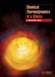 Chemical Thermodynamics at a Glance (1405139978) cover image