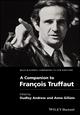 A Companion to François Truffaut (1405198478) cover image