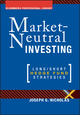 Market Neutral Investing: Long / Short Hedge Fund Strategies (1576600378) cover image