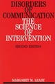 Disorders of Communication: The Science of Intervention, 2nd Edition (1897635478) cover image