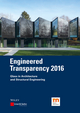 Engineered Transparency 2016: Glass in Architecture and Structural Engineering (3433031878) cover image