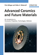 Advanced Ceramics and Future Materials (3527321578) cover image