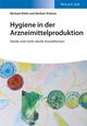 Hygiene in der Arzneimittelproduktion: Sterile und nicht-sterile Arzneiformen (3527684778) cover image
