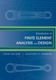 Introduction to Finite Element Analysis and Design (EHEP000778) cover image