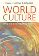 World Culture: Origins and Consequences (EHEP002178) cover image