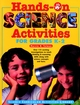 Hands-On Science Activities for Grades K-2 (0130113379) cover image