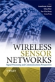 Wireless Sensor Networks: Signal Processing and Communications (0470035579) cover image