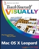 Teach Yourself VISUALLY Mac OS X Leopard (0470101679) cover image