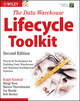The Data Warehouse Lifecycle Toolkit, 2nd Edition (0470149779) cover image