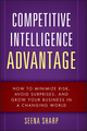 Competitive Intelligence Advantage: How to Minimize Risk, Avoid Surprises, and Grow Your Business in a Changing World (0470293179) cover image