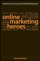 Online Marketing Heroes: Interviews with 25 Successful Online Marketing Gurus (0470334479) cover image
