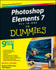 Photoshop Elements 7 All-in-One For Dummies (0470483679) cover image