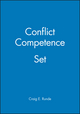 Conflict Competence Set (0470644079) cover image