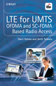 LTE for UMTS: OFDMA and SC-FDMA Based Radio Access (0470745479) cover image