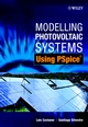 Modelling Photovoltaic Systems Using PSpice (0470845279) cover image