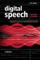 Digital Speech: Coding for Low Bit Rate Communication Systems, 2nd Edition (0470870079) cover image