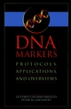 DNA Markers: Protocols, Applications, and Overviews (0471160679) cover image