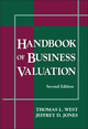 Handbook of Business Valuation, 2nd Edition (0471297879) cover image