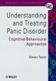 Understanding and Treating Panic Disorder: Cognitive-Behavioural Approaches (0471490679) cover image