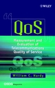 QoS: Measurement and Evaluation of Telecommunications Quality of Service (0471499579) cover image