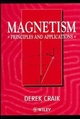 Magnetism: Principles and Applications (0471954179) cover image