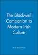The Blackwell Companion to Modern Irish Culture (0631228179) cover image